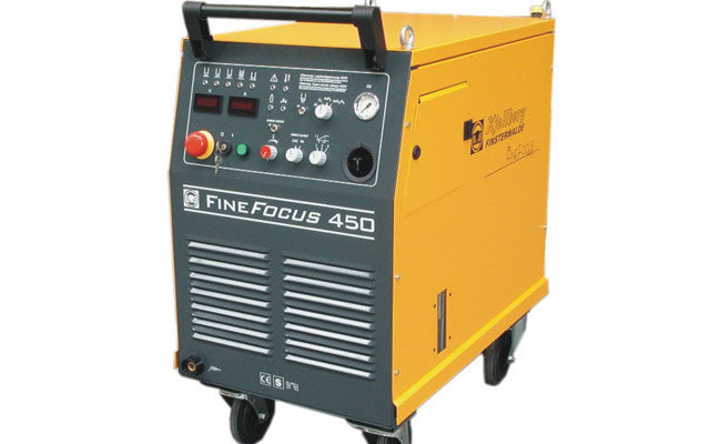 Plasmaskärare FineFocus450