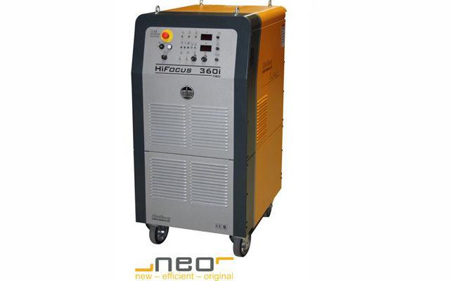 Plasmaskärare HiFocus360i-neo