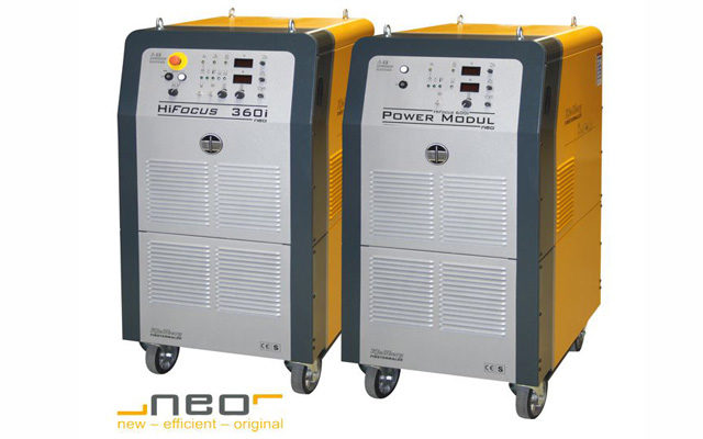 Plasmaskärare HiFocus600i-neo