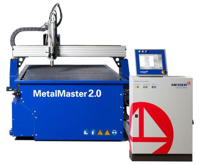 Plasmaskärmaskin MetalMaster