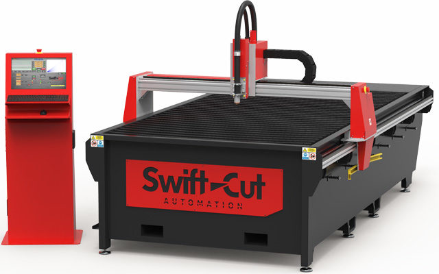 swift-cut plasmaskärmaskin