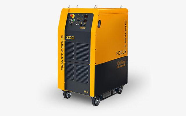 Plasmaskärare smartfocus 200
