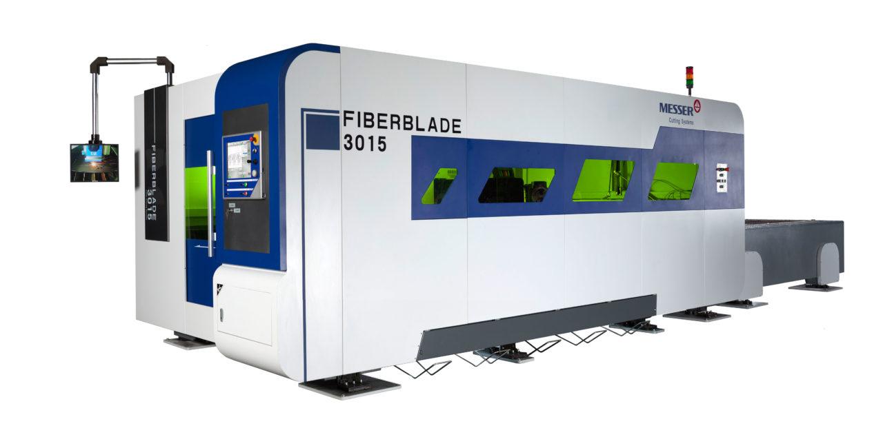 Laserskärmaskin FiberBlade