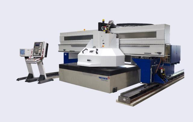 Laserskärmaskin LaserMat