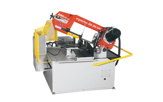 Automatisk bandsåg Ergonomic-290-250-GAC