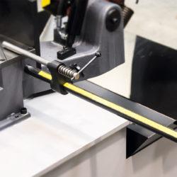 Manuell bandsåg ergonomic-320-258-DG detalj