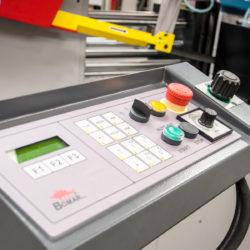 Automatisk bandsåg transverse-510-330-GANC detalj