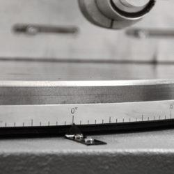 Halvautomatisk cirkelsåg AL 400 detalj