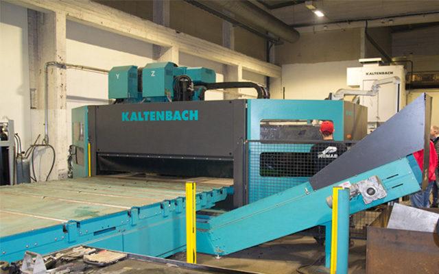 Kaltenbach maskiner