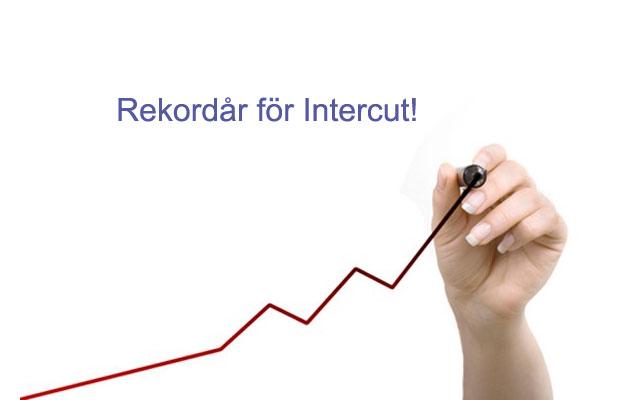 Rekordår för Intercut och Areg