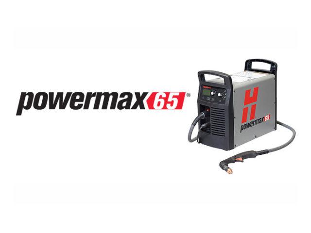 Plasmaskärare Powermax 65