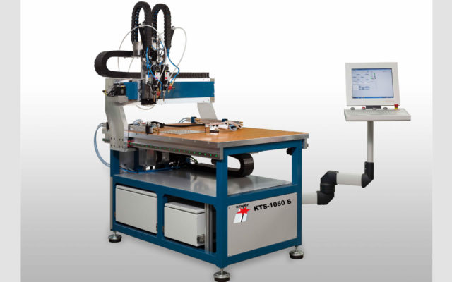 Automatisk CNC-bultsvetsmaskin KTS 1050