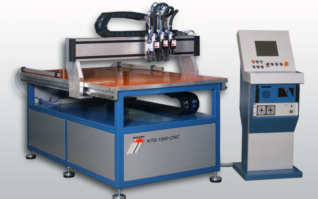 Automatisk CNC-bultsvetsmaskin KTS 1550