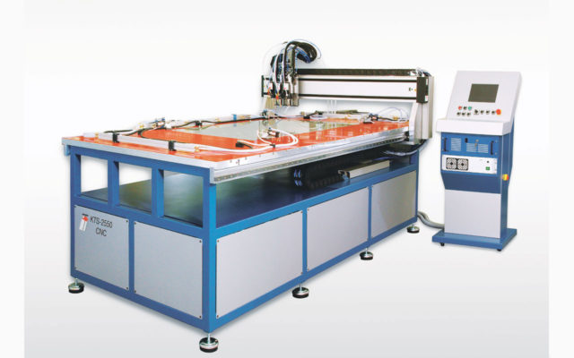 Automatisk CNC-bultsvetsmaskin KTS 2550