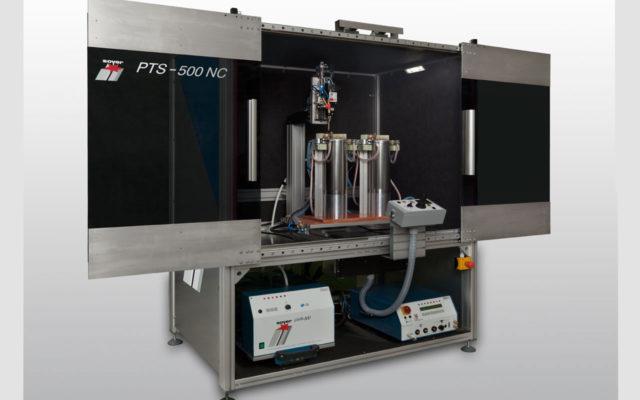 Automatisk CNC-bultsvetsmaskin PTS 500