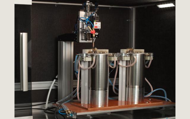 CNC-bultsvetsmaskin PTS-500 detalj