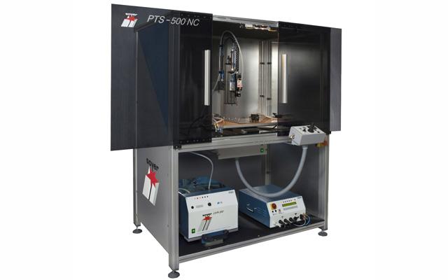 CNC-system PTS-500 bultsvetsningsmaskin Soyer