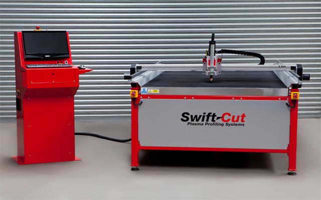 Plasmaskärmaskin SwiftCut - 3000