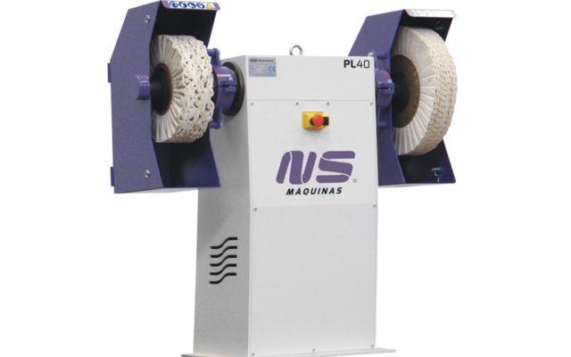 PL40 poleringsmaskin från NS