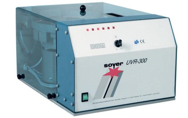 vibrationsmatare UVR-300