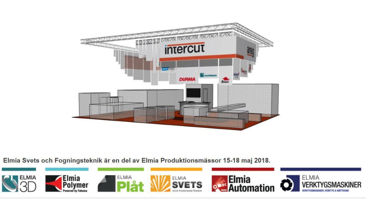 Elmia 2018 med Areg