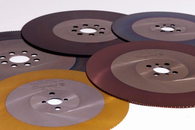 Segmetal sågklinga för cirkelsåg