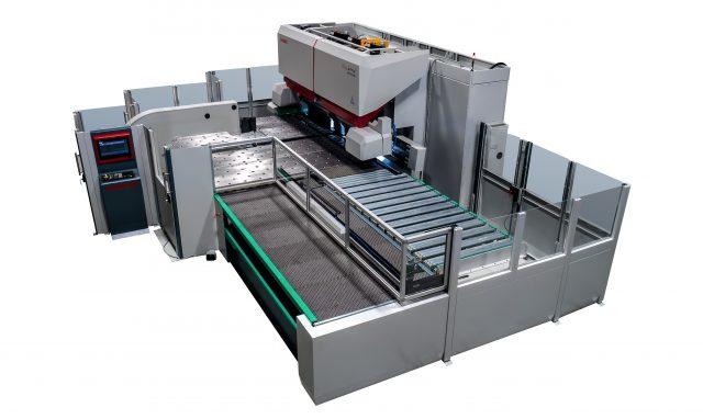 PB panelbockningsmaskin från Durma