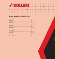 Kantpressverktyg Dynor Rolleri-Type-R2