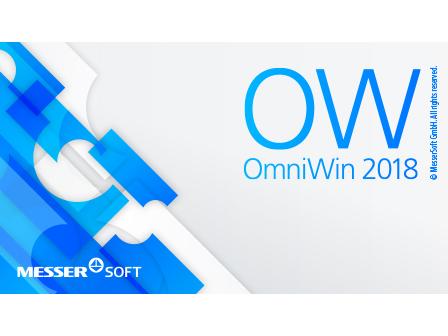 Mjukvara Messer omniwin 2018
