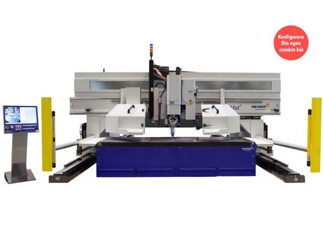 LaserMat laserskärmaskin