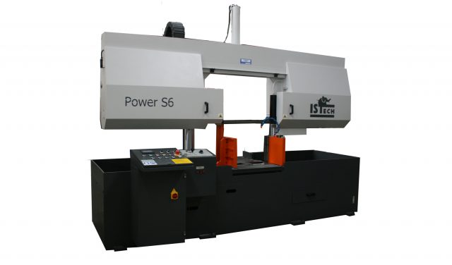 Halvautomatisk bandsåg Power S6