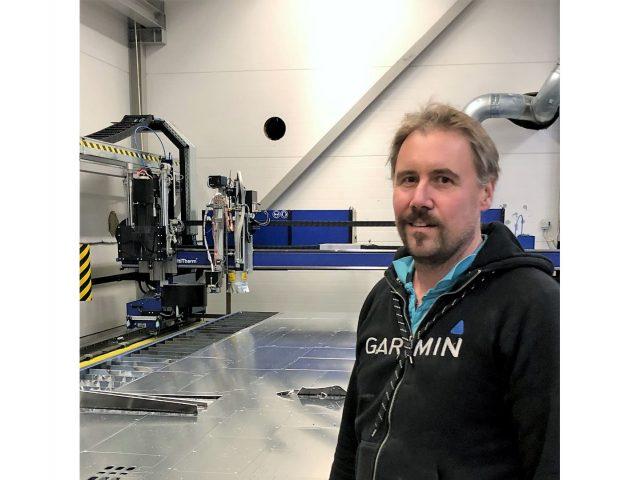 Messer MultiTherm plasma till ARRONET