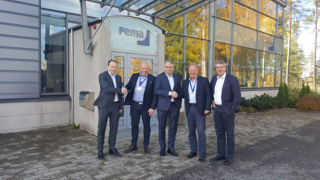 INTERCUT och PEMAMEK inleder samarbete 2019