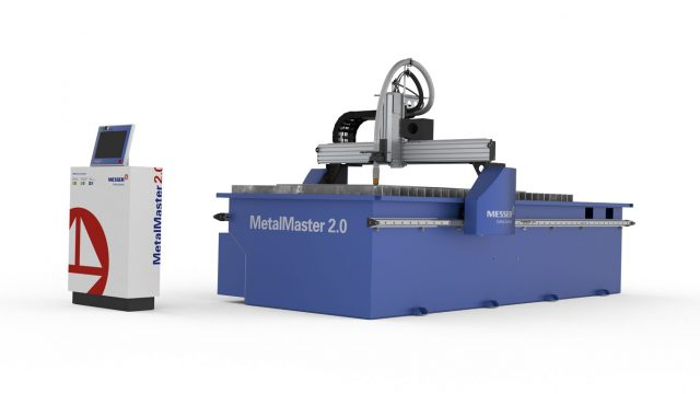 Plasmaskärmaskin MetalMaster 2.0