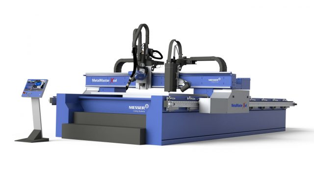 Plasmaskärmaskin MetalMaster Xcel