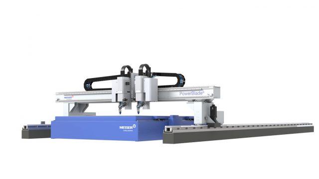 Laserskarmaskin PowerBlade Messer