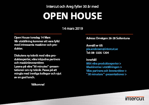 Open House Intercut 2019