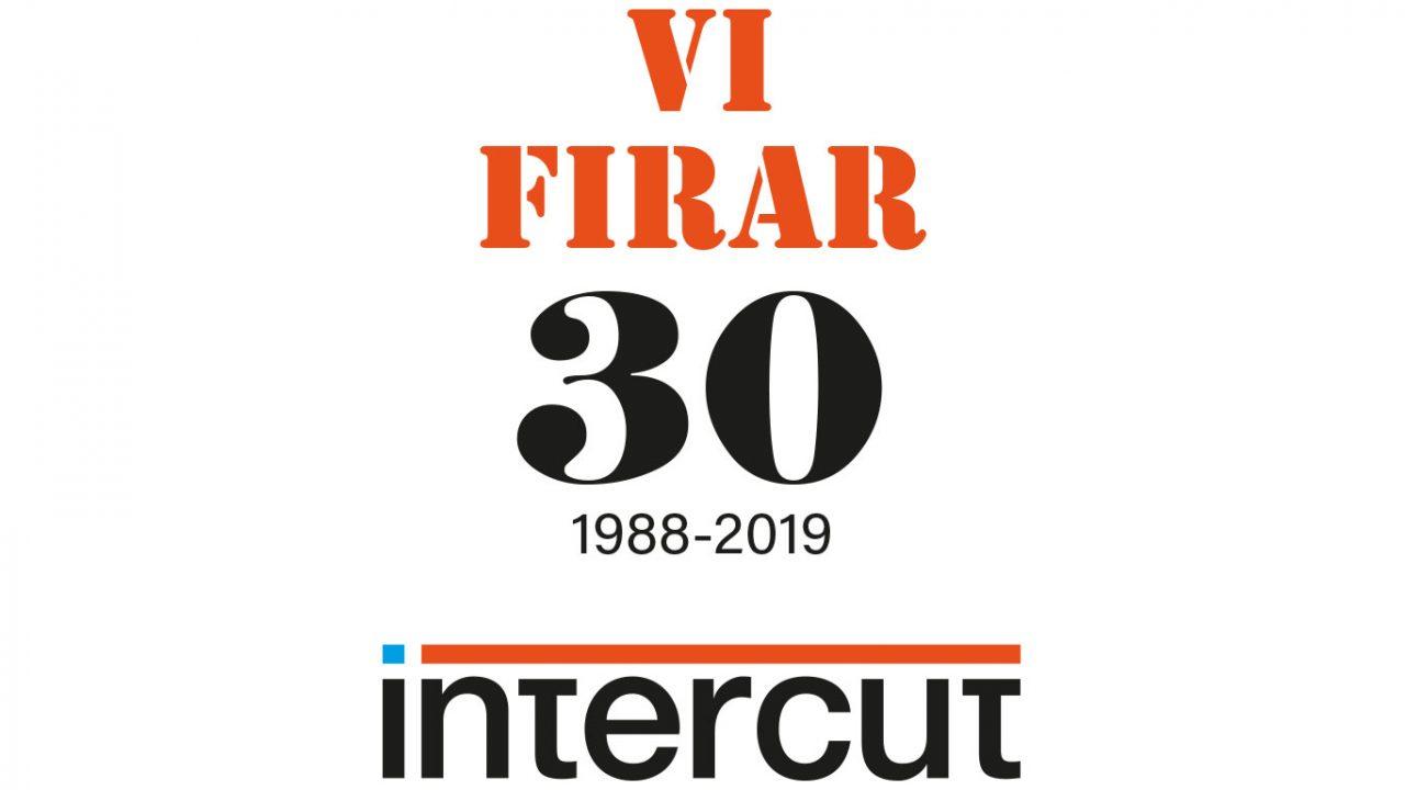 Intercut firar 30 år med öppet hus