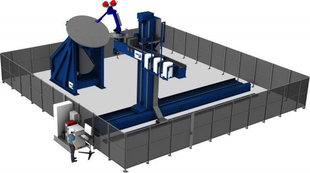 Svetsautomation och robotsystem