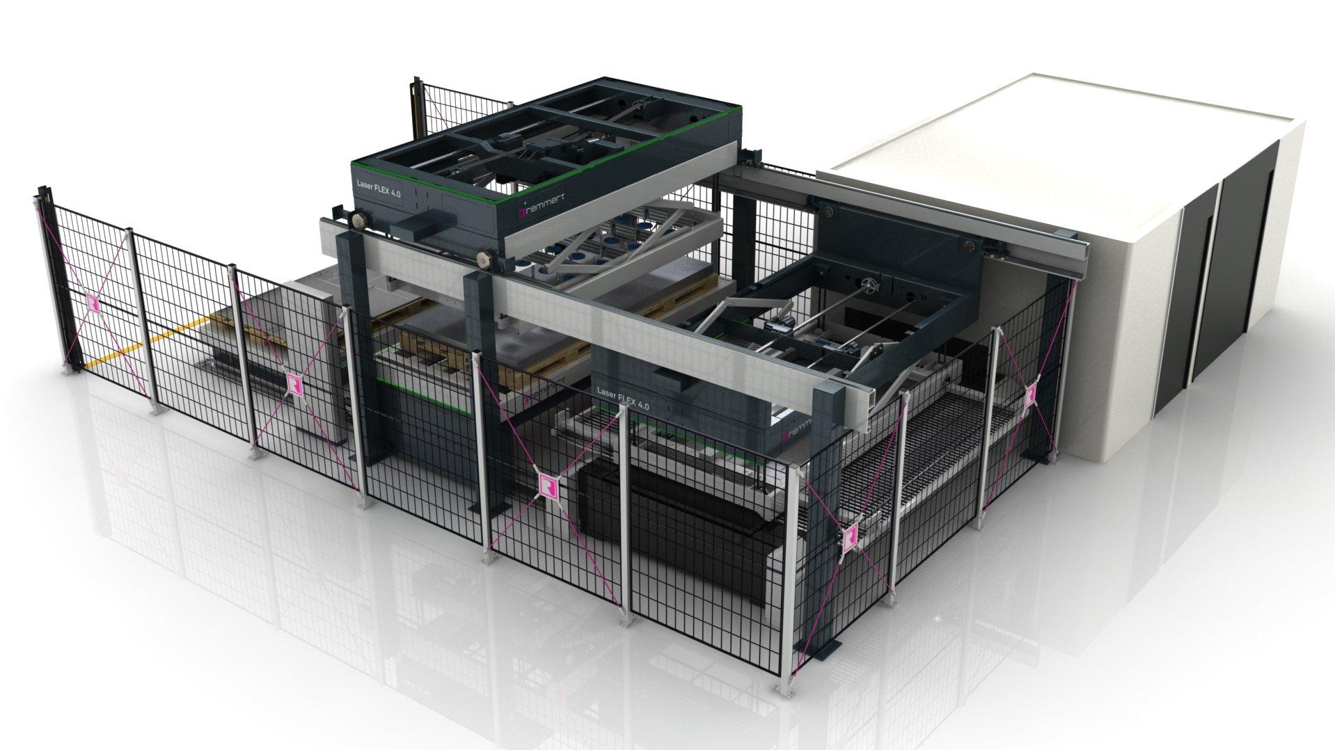 Remmert Automation System LaserFLEX