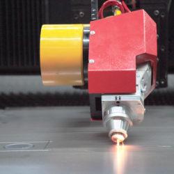 Fiber Laser med Fasaggregat