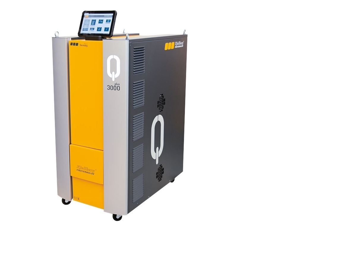 Digital plasmaskärare Q3000 Kjellberg