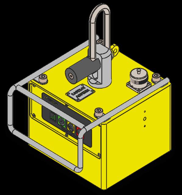 Elektropermanent lyftmagnet EPM M