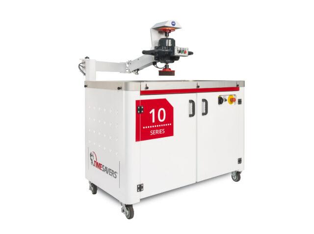avgradningsmaskin 10 serie manuell