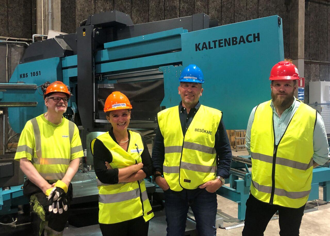 Stena investerar i en ny kapline från Kaltenbach